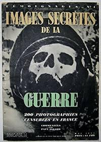 Images Secretes de la Guerre [Paperback, 1933] Paul Allard