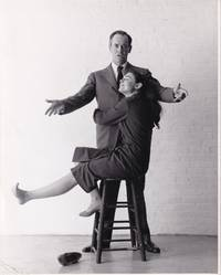Two for the Seesaw (Original promotional photograph from the 1958 play)