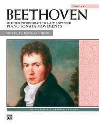 Beethoven - Selected Intermediate to Early Advanced Piano Sonata Movements