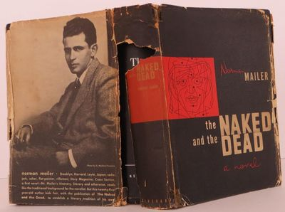 Rinehart, 1948. 1st Edition. Hardcover. Very Good/Poor. A very good first edition (with the Rinehart...