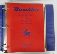 Rambler Parts Catalog for Car Series 5010 Thru 5610