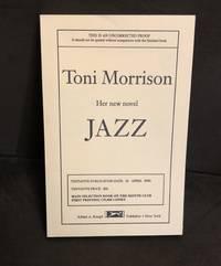 image of Jazz (Uncorrected Proof)