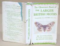 The Observer's Book Of The Larger British Moths