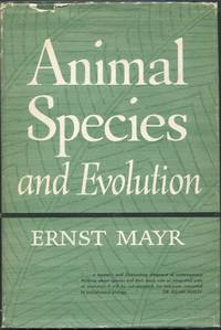 image of Animal Species and Evolution