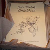 John Naka's Sketch Book