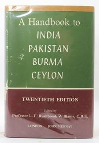 A Handbook to India Pakistan Burma Ceylon