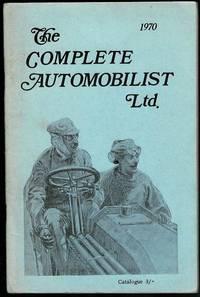 image of The Complete Automobilist 1970 Catalogue