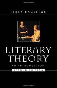 Literary Theory: An Introduction by Eagleton, Terry