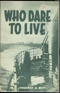 image of WHO DARE TO LIVE.