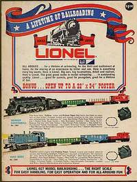 [Catalog]: Lionel 1903-1970: A Lifetime of Railroading