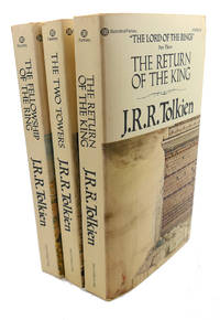 THE LORD OF THE RINGS :  Fellowship of the Ring, the Two Towers, the  Return of the King by J. R. R. Tolkien - Paperback - Sixty-Seventh Printing - 1977 - from Rare Book Cellar and Biblio.com