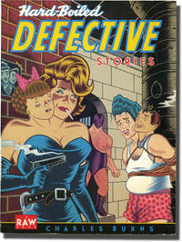 image of Hard-Boiled Defective Stories (First Edition)