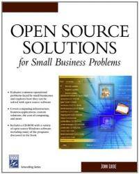 image of Open Source Solutions For Small Business Problems (Networking Series)