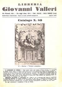 Catalogue 89/1969.