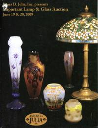 James D. Julia, Inc. Presents: The Lamp & Glass Event of the Year! at our Fairfield, Maine facility