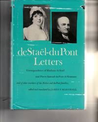 De Stael-Du Pont Letters;