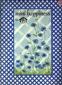 "Mini Happiness. ""Mini"" Canvas Painting Volume III"