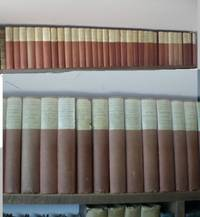 image of The Works of Robert Louis Stevenson (Edinburgh Edition 32 Volumes)