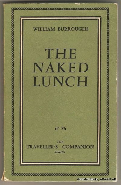 Paris:: Olympia Press,. Very Good. 1959. Paperback. Number 76 in The Traveller's Companion Series. A...