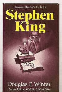 image of STEPHEN KING: STARMONT READER'S GUIDE 16