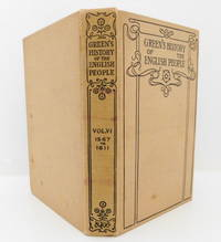 image of Green's History of The English People Volume  VI