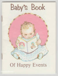 BABY'S BOOK OF HAPPY EVENTS