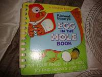 Richard Scarry's Egg in the Hole Book (FIRST PRINTING)