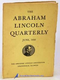 image of The Abraham Lincoln Quarterly, Vol. VI, June 1950, No. 2