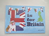 B is for Britain Tear and Share Colouring Book