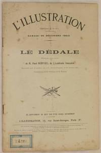 SAMEDI 26 DECEMBRE 1903 LE DEDALE PIECE EN CINQ ACTES DE M. PAUL HERVIEU DE L'ACADEMIE FRANCAISE