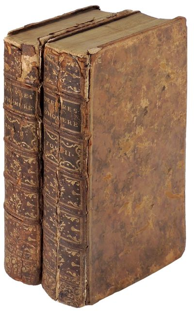 Glasguae : Robert and Andrew Foulis, 1758. Hardcover. Good. Hardcover. This edition of Homer's Iliad...