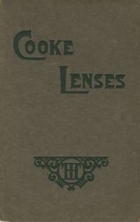 A CATALOG OF COOKE ANASTIGMATS FOR FINE PHOTOGRAPHY: WITH HELPS TO PHOTOGRAPHERS