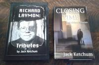 Closing Time and Other Stories ( SIGNED Limited Edition ) R of 52 Copies  SIGNED Lettered Edition