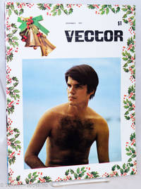 image of Vector: a voice for the homosexual community; vol. 7, #12, December 1971; Hilton color cover