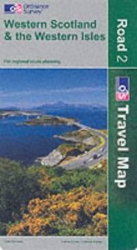Western Scotland and the Western Isles - 1:250 000 scale, 1cm to 2.5km, 1 inch to 4 miles (Road 2 Map - For regional route planning) by Ordnance Survey - Paperback - from World of Books Ltd and Biblio.com