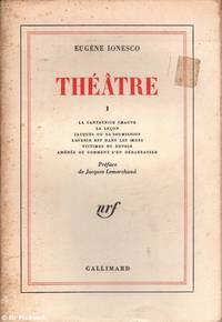 Theatre D'Eugene Ionesco 1