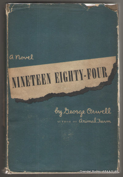 NY:: Harcourt, Brace and Company,. Very Good in Good dust jacket. 1949. Hardcover. An early printing...