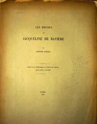 Les Heures de Jacqueline de Baviere.