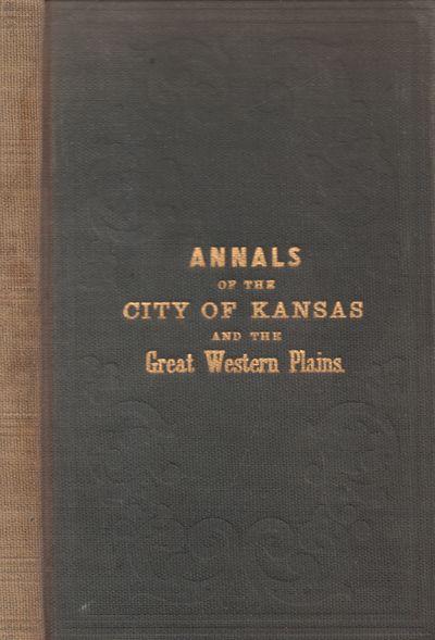 Columbia, MO: Frank Glenn Publishing Co.. Very Good with no dust jacket. 1950. Reprint. Hardcover. B...