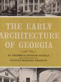 The Early Architecture of Georgia