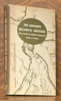 image of THE KOMAROV BOTANICAL INSTITUTE