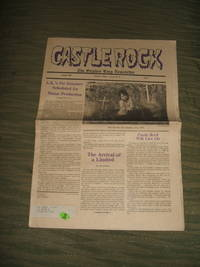 image of Castle Rock Vol 4 No. 8 August 1988 Pet Sematary, Tommyknockers