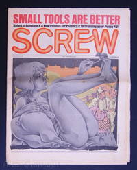 SCREW; The Sex Review by  Al (Editor) Goldstein - 1974 - from Alta-Glamour Inc. and Biblio.com