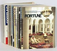 Fortune Magazine.  LOT OF 15 magazine from 1973, 1974, and 1975