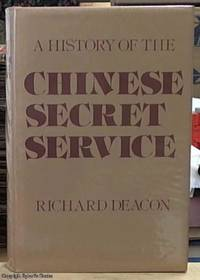 image of A History of the Chinese Secret Service