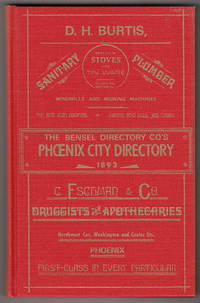 The Bensel Directory Co's Phoenix City Directory of 1892