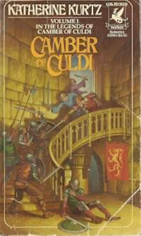 Camber of Culdi (The Legends of Camber of Culdi Vol. 1) by  Katherine Kurtz - Paperback - Thirteenth Printing - 1985 - from Orielis' Books and Biblio.co.nz
