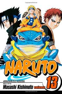 Naruto Volume 13: The Chûnin Exam, Concluded...!!