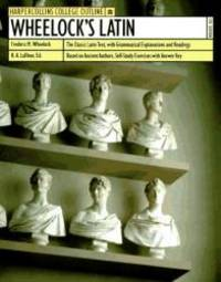 image of Wheelock's Latin (Harpercollins College Outline)