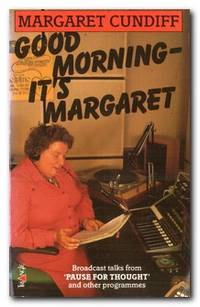 image of Good Morning - it's Margaret